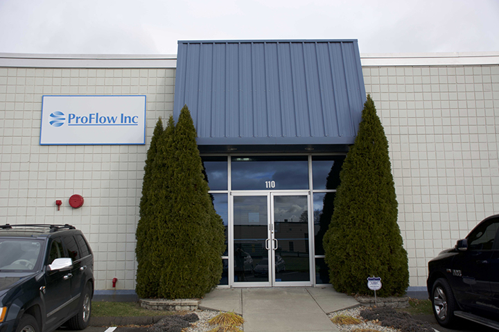 New 8500-square-foot ProFlow office