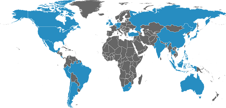 ProFlow's Global Presence